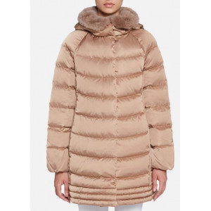 Giubbotto Donna GEOX mod. CHLOO LONG PARKA art. W0425Y