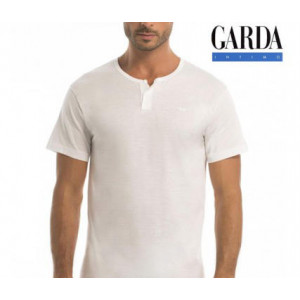 T-Shirt Uomo Garda  collo serafino art. 0043