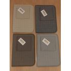 Tovaglietta trapuntata BOSSI cm 35 x 50 + 1 tovagliolo