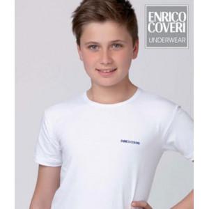 T-shirt Enrico Coveri Bambino art. ET4000