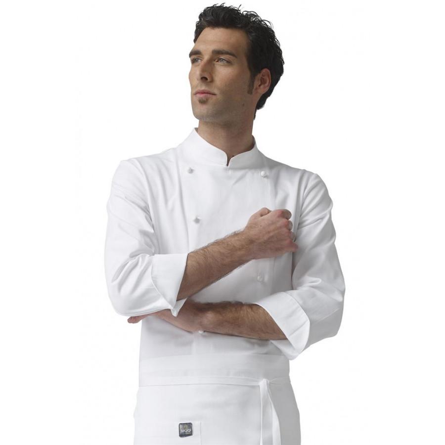 outlet store 799d4 2127c Giacca Cuoco Uomo Siggi Artur Abbigliamento Professionale art. 28GA0029