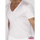 T-shirt M/M scollo V Garda 0036