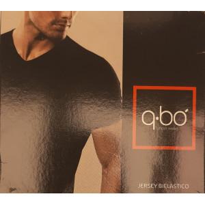 T-Shirt Uomo Scollo V Q.Bò mod. SEATTLE.GM