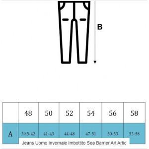 Jeans Uomo SEA BARRIER art. ARTIC
